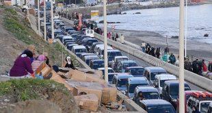 السلطات الإسبانية تمنع بعض السيارات المغربية من دخول سبتة المحتلة