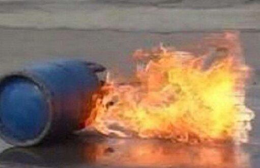 انفجار قنينة غاز يودي بحياة طفل ويرسل نساء للمستعجلات