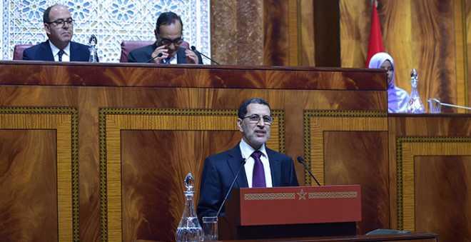العثماني يقدم برنامجه الحكومي ويكشف أولوياته أمام البرلمان