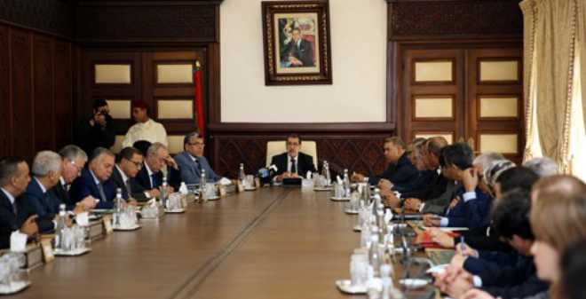 العثماني يترأس أول مجلس حكومي بعد