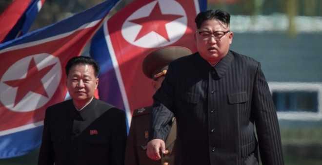 كوريا الشمالية تتوعد أمريكا بالنووي في حالة أي هجوم مماثل