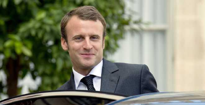 ماكرون: سأزور المغرب بمجرد أن أصبح رئيسا لفرنسا
