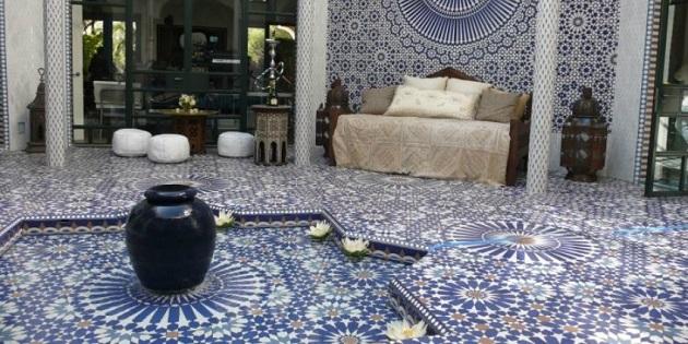 أرضية زليج مغربية في المرتبة الأولى عالميا