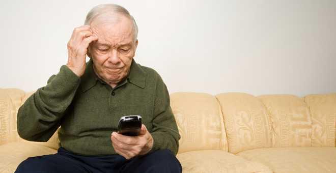 أخيرا.. إطلاق هاتف ذكي خاص بالمسنين وهذه مزاياه