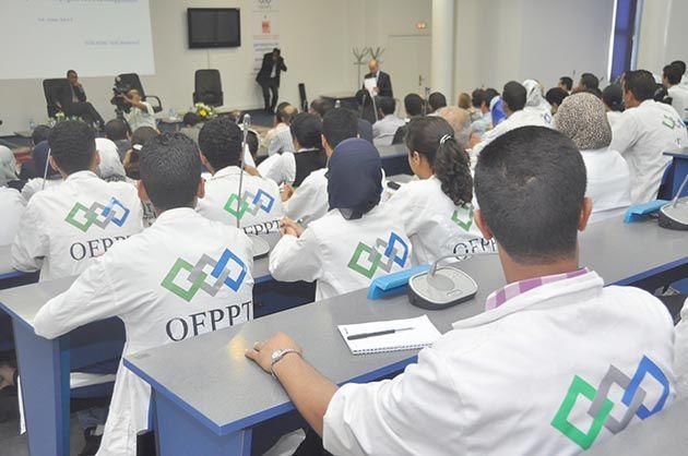 التكوين بالتدرج المهني يفتح الآفاق أمام الشباب المغاربة والأفارقة