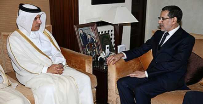 المغرب وقطر يبحثان سبل تعزيز التعاون الثنائي في عدة مجالات