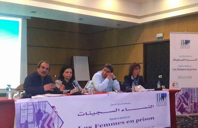 النساء السجينات والصحة النفسية
