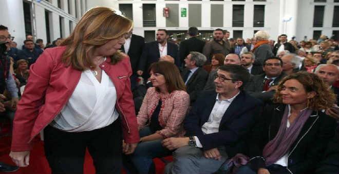 سبعة يتنافسون على زعامة الاشتراكي الإسباني.. ورئيسة حكومة الأندلس الأوفر حظا