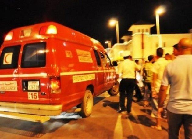 تطوان.. إصابة العديد من النساء بعد انهيار سقف قاعة أفراح