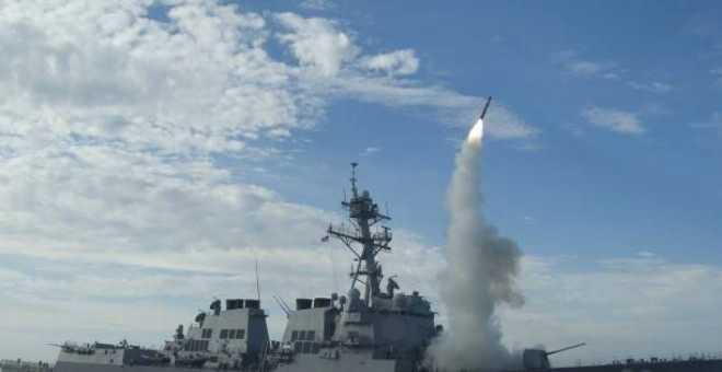 الدول الخليجية تؤيد الضربة الأمريكية في سوريا