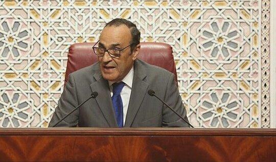 المالكي ينفي طلبه تدخل الملك لحل أزمة معاشات البرلمانيين