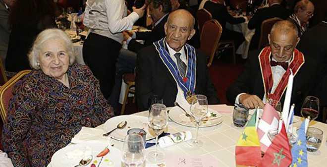 تعيين عبد الرحمان اليوسفي قائدا شرفيا كبيرا لجمعية أصدقاء غوتنبورغ