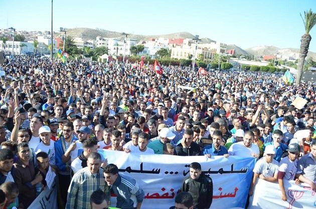 بعد نفي المندوبية.. معتقلو الريف يصعدون في إضرابهم عن الطعام