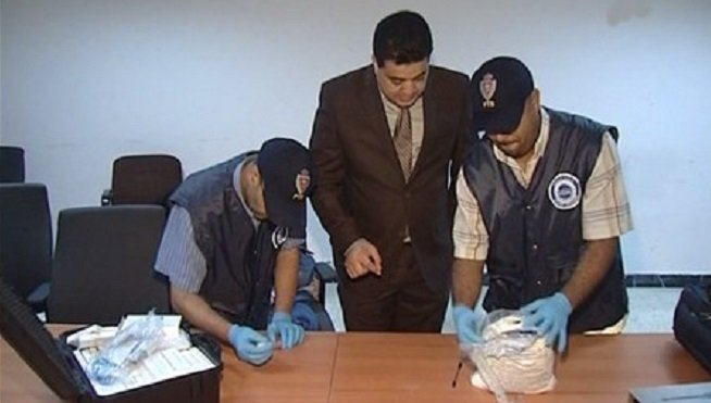 إلقاء القبض على بلغاري بحوزته أزيد من 7 كيلوغرامات من الكوكايين