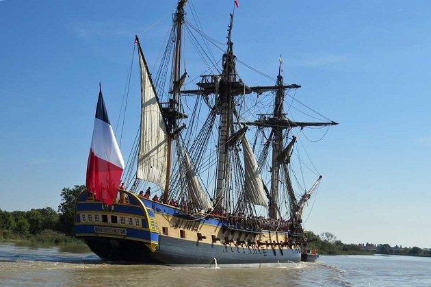 المغرب إحدى وجهات السفينة التاريخية