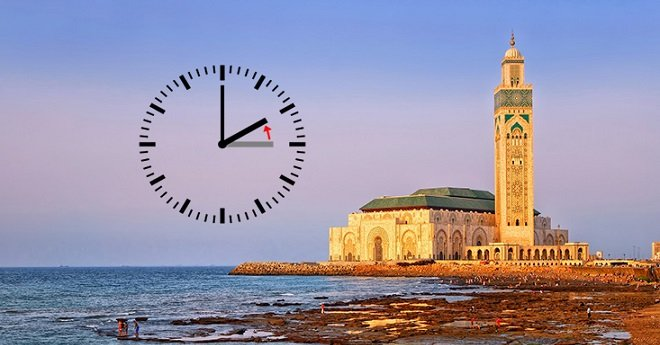تأخير 60 دقيقة في توقيت المملكة بمناسبة رمضان