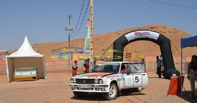 سقوط مشارك في رالي المغرب للسيارات من قنطرة على واد أم الربيع
