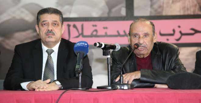 المديرية العامة  للأمن الوطني ترد على شباط وتلوح باللجوء إلى القضاء