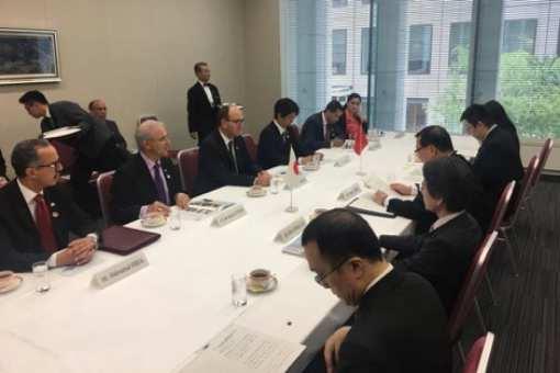 رئيس مجلس جهة الرباط يتحدث عن سر اهتمام اليابانيين بالتجربة المغربية