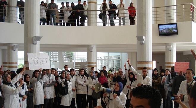 أساتذة الطب والصيدلة يرفعون مطالبهم من أجل تحسين جودة القطاع