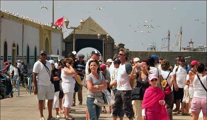 سياح المغرب يسجلون زيادة بنسبة 3,7 في المائة في شهر مارس