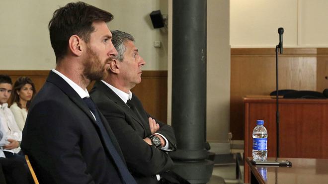 الحكم على ليونيل ميسي بالسجن 21 شهرا في قضية التهرب الضريبي
