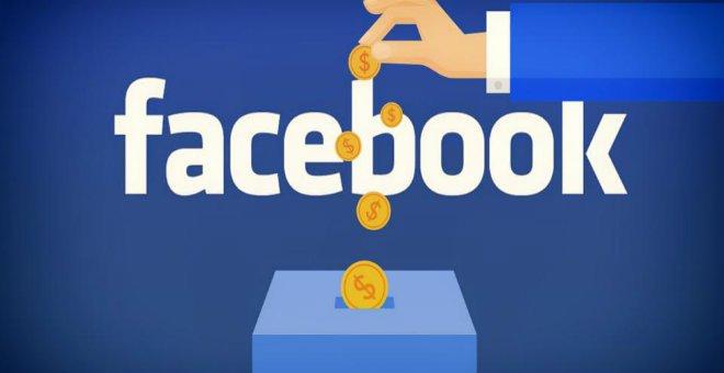 """""""فيسبوك"""" يكشف عن أرباحه المالية في بعض الدول"""