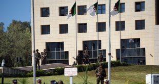 إغلاق مداخل العاصمة الجزائر
