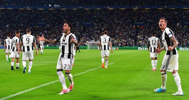 يوفنتوس يفوز على موناكو ويتأهل للنهائي