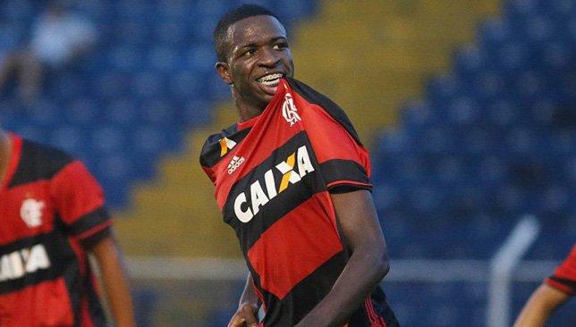 ريال مدريد يضم موهبة فلامينغو البرازيلي