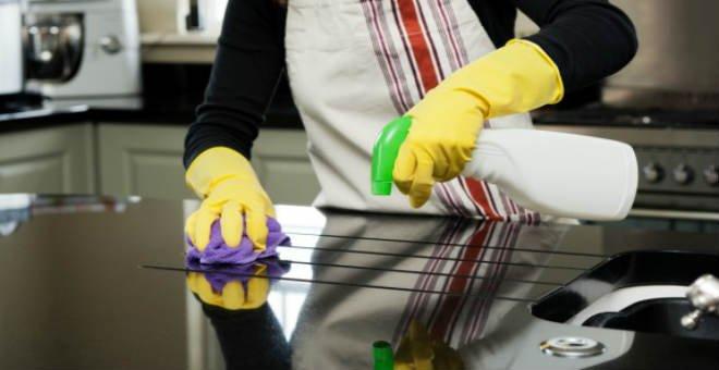 طرق سهلة لتنظيف المطبخ في رمضان