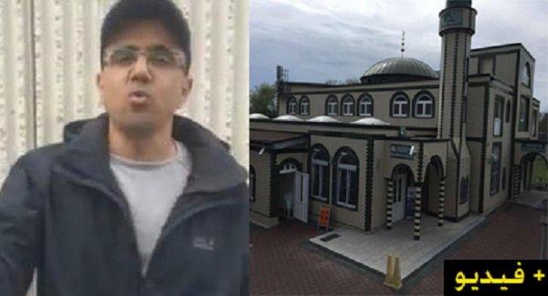 مغربي يتهم إدارة مسجد بفرنكفورت بمنعه من أداء الصلاة