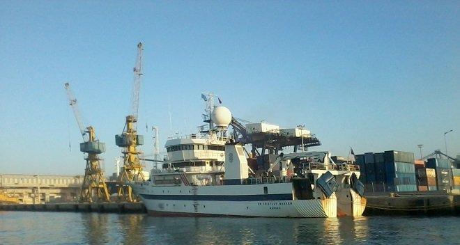 سفينة نرويجية تنطلق من الدارالبيضاء في حملة حماية المحيطات