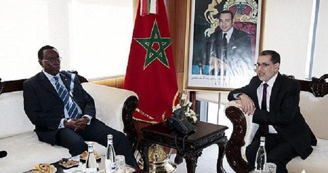 رواندا تشيد بدور المغرب الريادي في تنمية إفريقيا