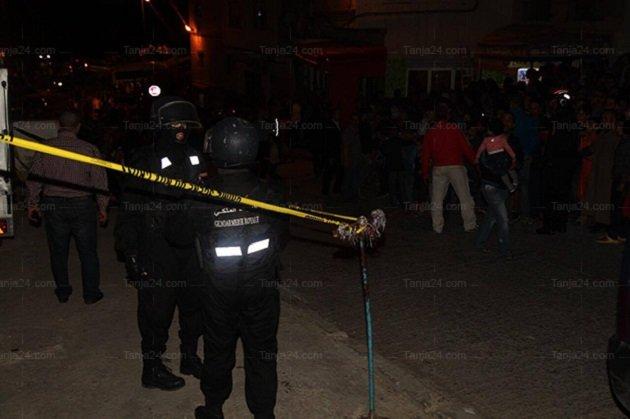 اعتقال شخص في طنجة بحوزته حزام ناسف