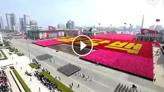 وتتوالى الفضائح لكوريا الشمالية بعد العرض العسكري الأخير،
