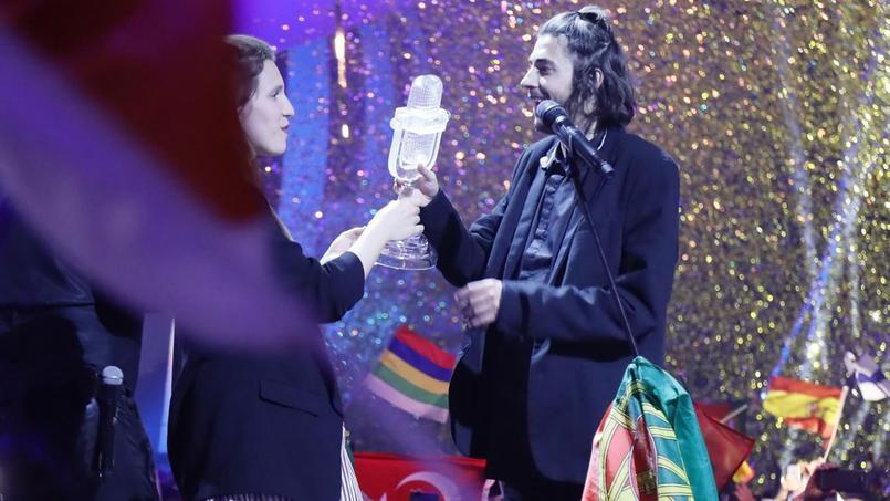 البرتغالي سلفادور سوبرال يفوز بالمسابقة Eurovision 2017