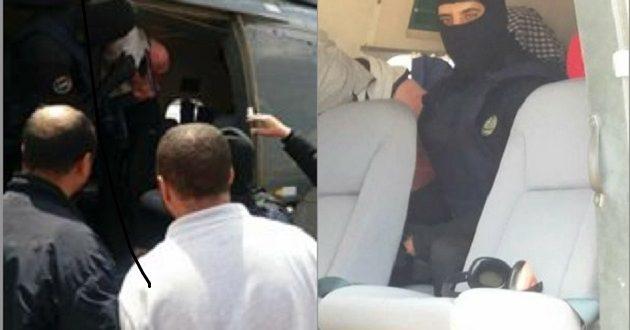 اعتقال ناصر الزفزافي