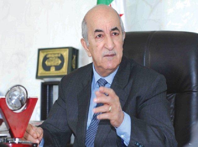 تعيين عبد المجيد تبون لتشكيل حكومة جزائرية جديدة
