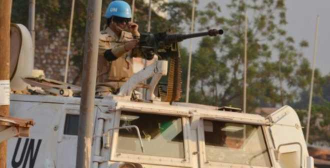 إصابة جندي مغربي آخر في هجوم بإفريقيا الوسطى