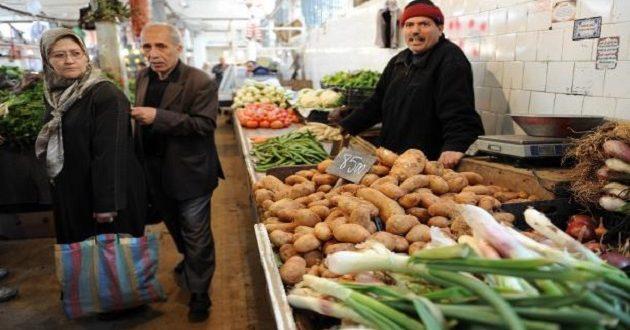 ارتفاع الأسعار في الجزائر