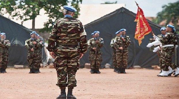 إصابة 7 مغاربة وفقدان آخر من قوات حفظ السلام بإفريقيا الوسطى