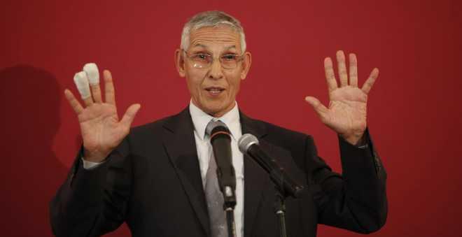 الداودي: الحكومة لن تتراجع عن قرار تسقيف أسعار المحروقات