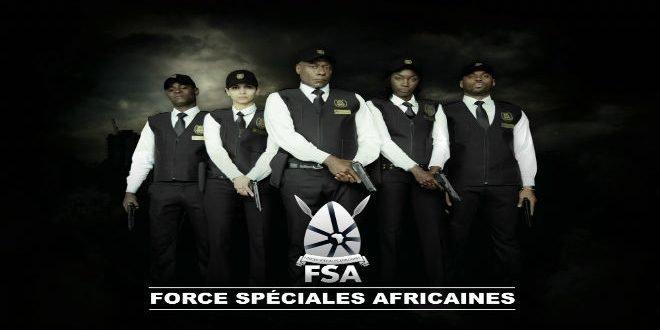القوات الإفريقية الخاصة