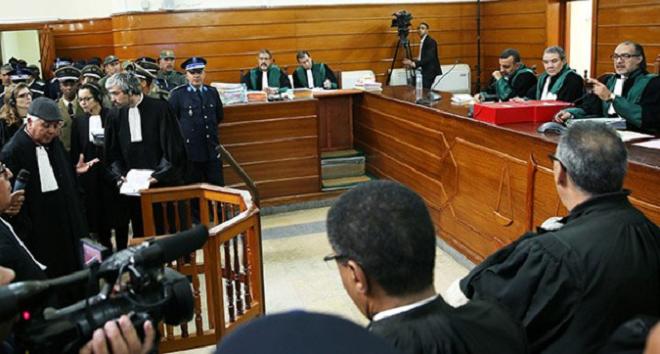 جنايات سلا تواصل محاكمة المتهمين في أحداث مخيم