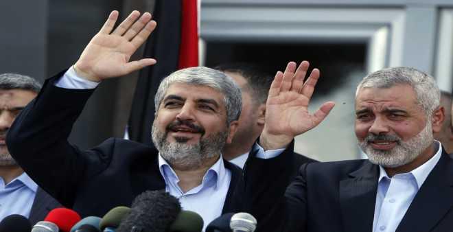 حركة حماس تفك ارتباطها عن جماعة الإخوان المسلمين