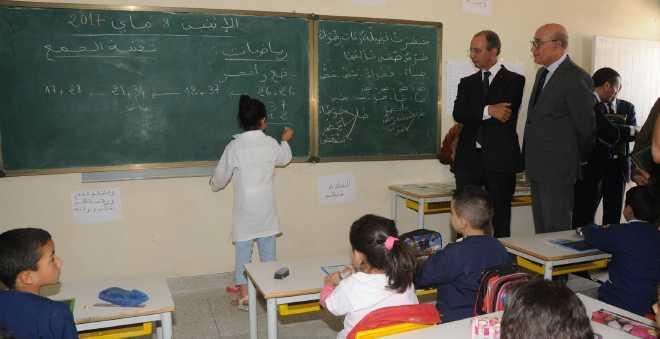 حصاد يطالب بإحصاء التلاميذ والأستاذة الملتزمين بالهندام المدرسي!
