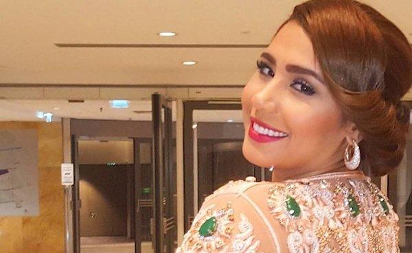 هدى سعد تعلن عن ميلاد طفلها الأول