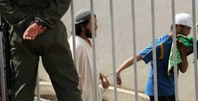 مندوبية السجون: ألف شخص اعتقلوا سنة 2016 بسبب قضايا الإرهاب
