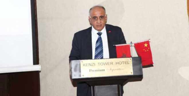 رئيس جمعية الصداقة المغربية الصينية: الصينيون يسعون للإستثمار بجهة الرباط